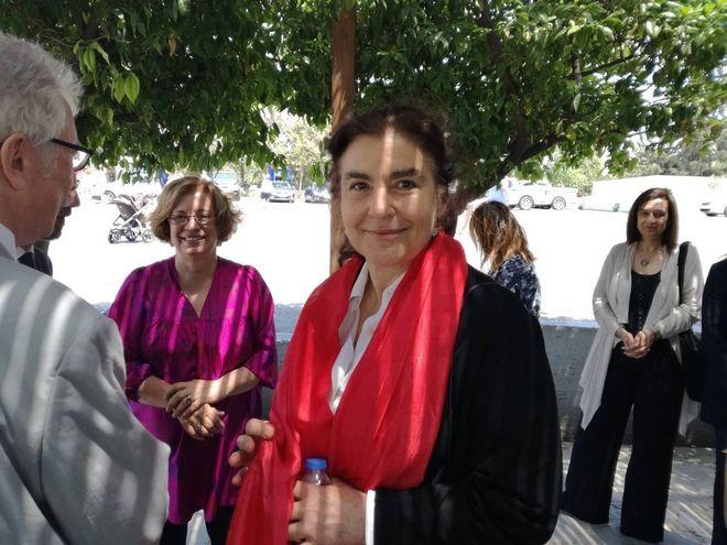 Στην Κρήτη ο Κάρολος και η Καμίλα