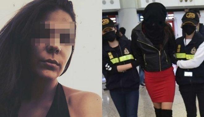 Μοντέλο στο Χονγκ Κονγκ: 5 πράγματα που πρέπει να ξέρεις για την υπόθεση κοκαΐνης