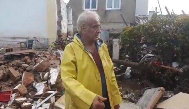 Θάνατος και ζωή στη Δυτική Αττική: Πνίγηκε η πεθερά του, γεννάει η κόρη του