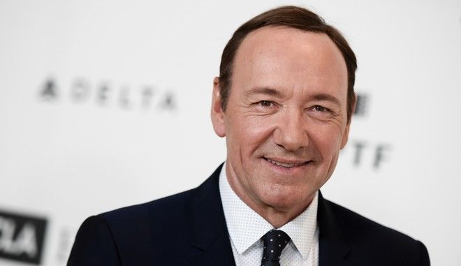 O Kevin Spacey
