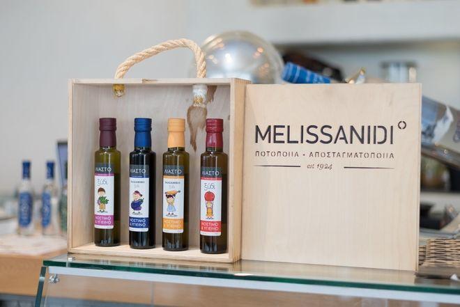Ποτοποιία Μελισσανίδη: Από το ούζο στο τσίπουρο και από το τσίπουρο στο τζιν