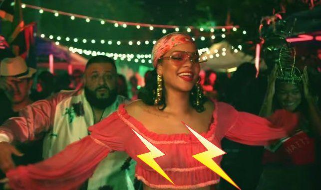Η Rihanna τρέλανε τον πλανήτη με το Free The Nipple βίντεο κλιπ της