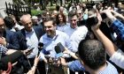 """Τσίπρας: """"Μαφιόζικα ο Μητσοτάκης βρίσκει ανύπαρκτα σκάνδαλα για να κρύψει την οικονομική του αποτυχία"""""""