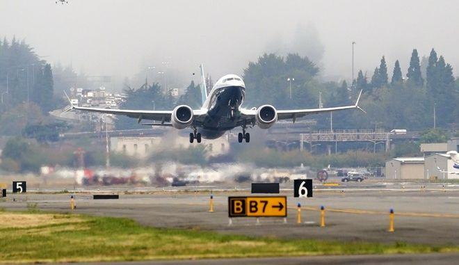 Το Boeing 737 MAX
