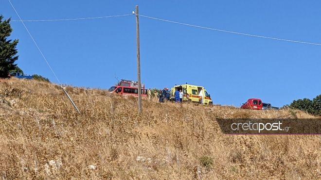 Σεισμός στην Κρήτη: Νεκρός στο Αρκαλοχώρι - Καταπλακώθηκε από τρούλο εκκλησίας