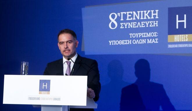 Αλέξανδρος Βασιλικός: Nα κρατήσουμε ψηλά τον ελληνικό τουρισμό