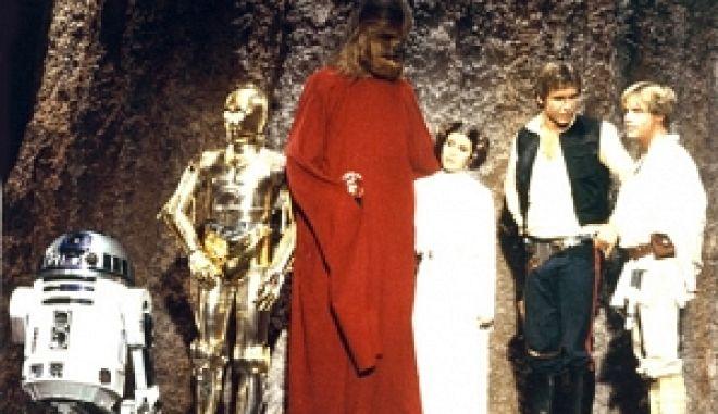 "Vintage διαστημικά Χριστούγεννα με το ""Star Wars: Holiday Special"""