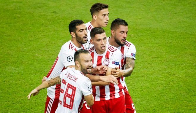 Champions League: Ολυμπιακός - Κρασνοντάρ