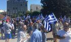 Παράλληλα συλλαλητήρια σε Αθήνα και Σκόπια για τη Μακεδονία