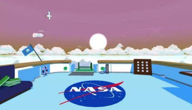 Αν βαριέσαι στο σπίτι, η NASA σε χρειάζεται