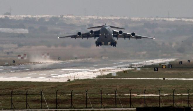 Η Τουρκία ενημέρωσε τον ΟΗΕ ότι ξεκινά αεροπορικές επιθέσεις εναντίον του Ισλαμικού Κράτους