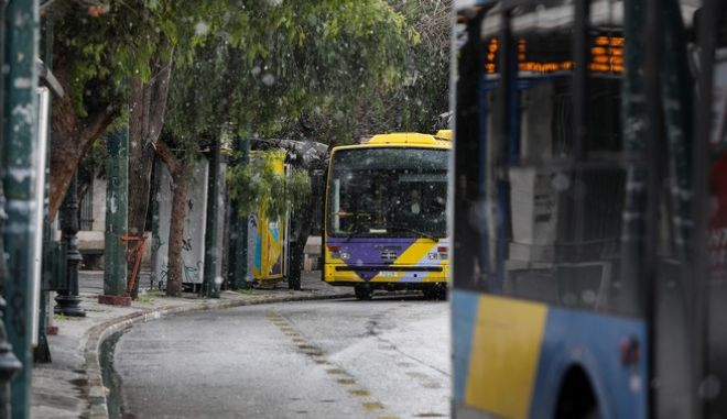 Λεωφορεία του ΟΑΣΑ