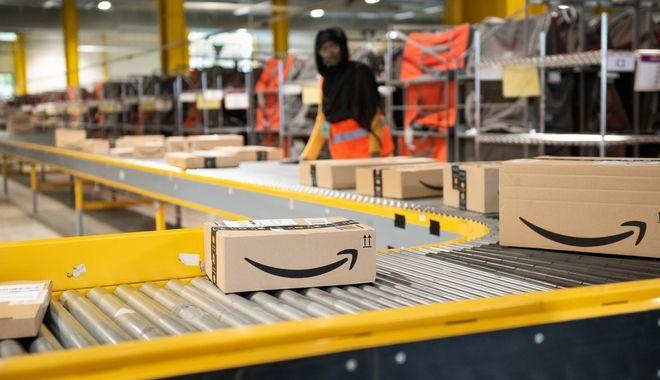 Η Amazon προχωρά σε 55 χιλιάδες προσλήψεις παγκοσμίως