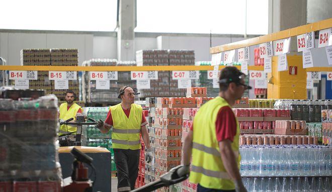 Coca Cola 3E: Στην Θεσσαλονίκη η πρώτη αποθήκη στον κόσμο με Vision Picking