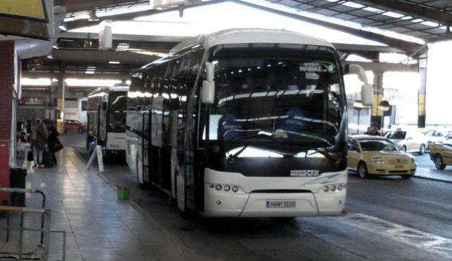 Λεωφορείο στα ΚΤΕΛ Κηφισού