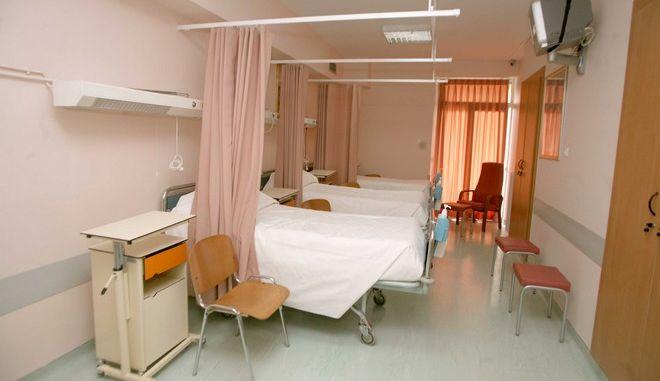 Δωμάτιο νοσοκομείου - Φωτογραφία αρχείου