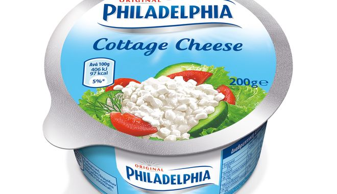 Cottage Cheese Philadelphia