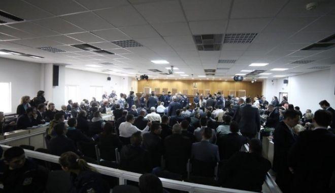 Δίκη Χρυσής Αυγής: Ξεκίνησαν οι δηλώσεις παράστασης πολιτικής αγωγής