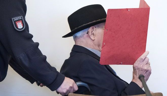 Ο Μπρούνο Ντέι κατά τη δίκη του το Οκτώβριο του 2019