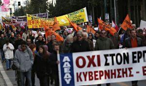 24ωρη απεργία ΓΣΕΕ - ΑΔΕΔΥ: 'Παγώνουν' δημόσιος και ιδιωτικός τομέας την Πέμπτη