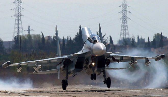 Η ρωσική αεροπορία θα συνεχίσει τις επιδρομές στη Συρία, παρά την απόσυρση των δυνάμεων της