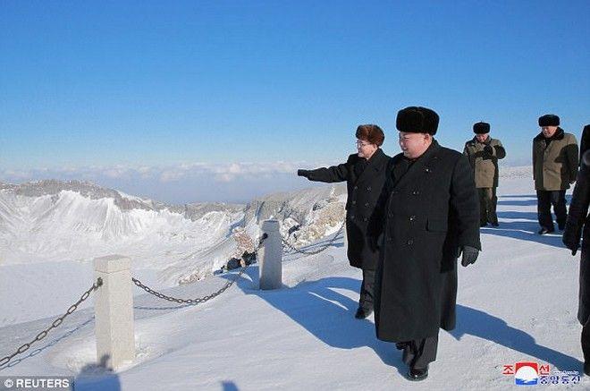 Β. Κορέα: Ο Κιμ μπορεί να ελέγξει τον καιρό