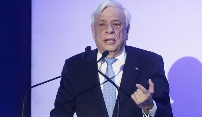 O Προκόπης Παυλόπουλος