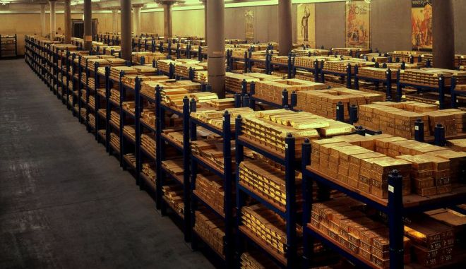 Αυτές είναι οι χώρες που αγοράζουν μαζικά τόνους χρυσού