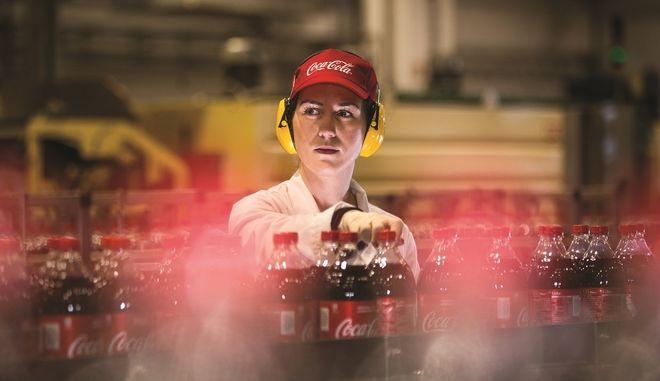 Coca-Cola HBC: Κορυφαία στον κλάδο ποτών στην Ευρώπη στον Δείκτη Βιώσιμης Ανάπτυξης Dow Jones