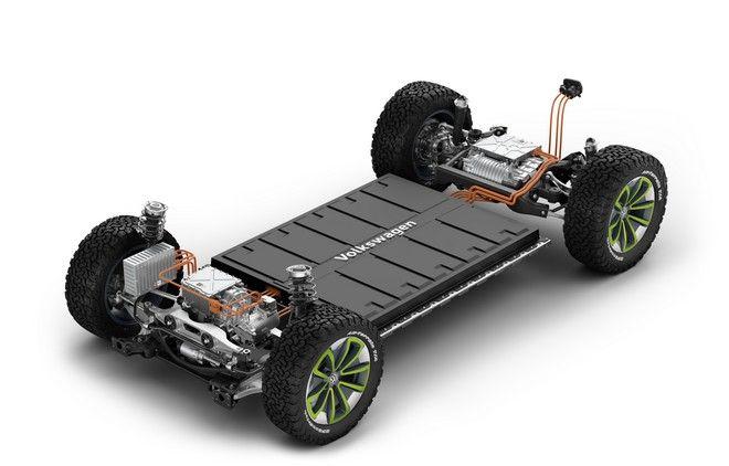 Volkswagen: 15 εκατ. ηλεκτρικά οχήματα θα βασιστούν στη νέα της πλατφόρμα