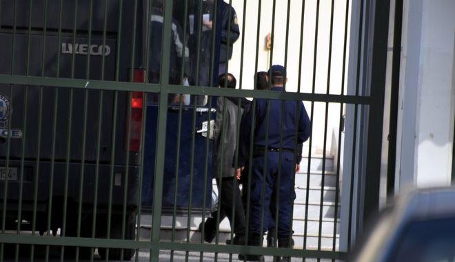 Ο Ριχάρδος στις φυλακές του Ναυπλίου