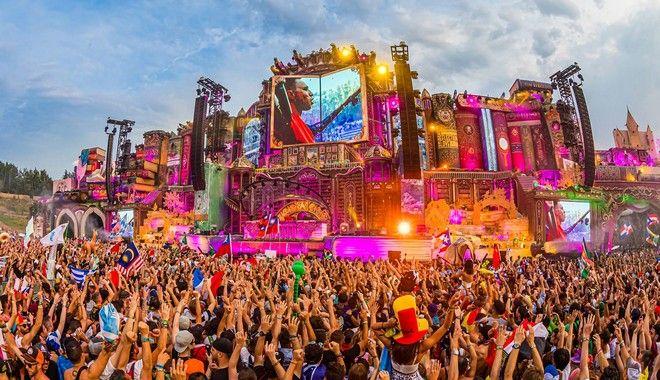 Το φεστιβάλ Tomorrowland (φωτογραφία αρχείου)