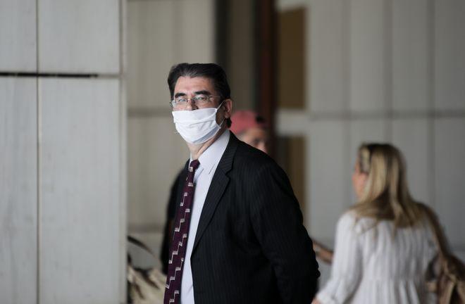 Ο πατέρας της Ελένης Τοπαλούδη στη δίκη για τη δολοφονία της