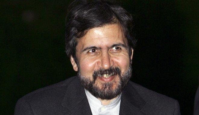 Ο Μπαχράμ Γασεμί διορίστηκε πρεσβευτής του Ιράν στο Παρίσι