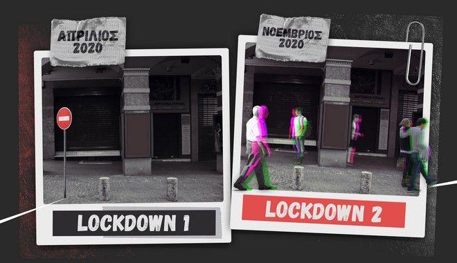 Lockdown 1 vs Lockdown 2: Ποιο είναι πιο βαρύ κι ασήκωτο για την ψυχολογία μας;