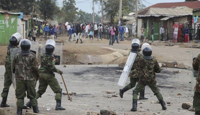 Κένυα: Συνέχεια εντάσεων για την επανεκλογή Κενυάτα. Στους 11 οι νεκροί