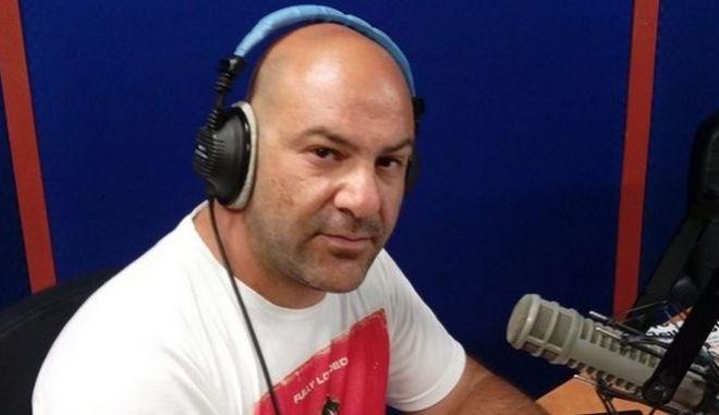 Θύμα ξυλοδαρμού έπεσε ο δημοσιογράφος Άρης Ασβεστάς