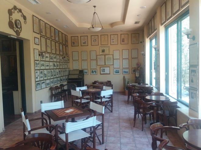 Στις πολιτιστικές διαδρομές της Ευρώπης το ιστορικό Καφέ