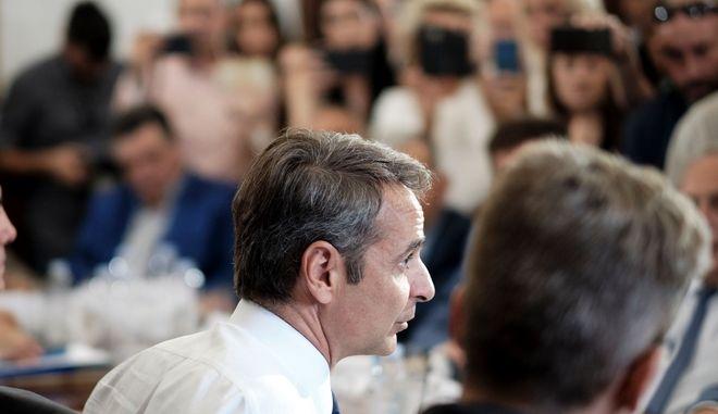 Μητσοτάκης: Συνεκτική στρατηγική συνολικά για τη Βόρεια Ελλάδα