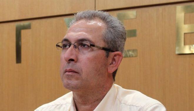 Κουτσιούκης: Σύμμαχος η ΓΣΕΕ σε ό,τι ρυθμίζει την αγορά εργασίας