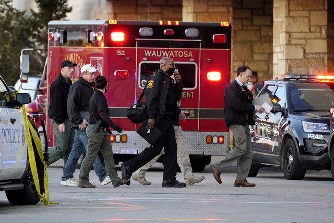 Πυροβολισμοί σε εμπορικό κέντρο στο Ουισκόνσιν