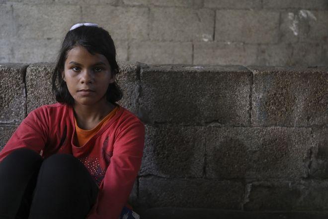 Η Yasmeen έχει ζήσει όλη τη ζωή της στην Al Mughraga, στη Γάζα