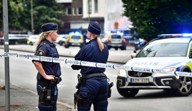 Φωτό αρχείου: Αστυνομία στην Σουηδία