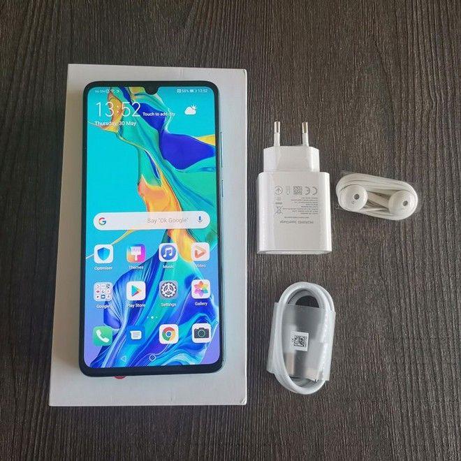 Huawei P30: Ένα διαμαντάκι στη