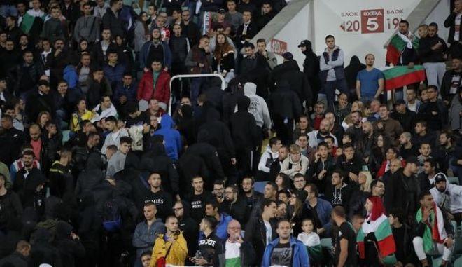 UEFA: Σε απολογία η Βουλγαρία για ναζιστικούς χαιρετισμούς και ρατσισμό