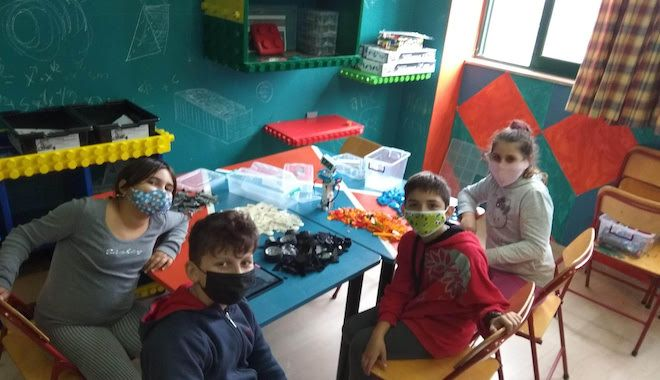 Ηράκλειο: Ρομπότ σε δημοτικά σχολεία μέσω Ευρωπαϊκού Πιλοτικού Προγράμματος