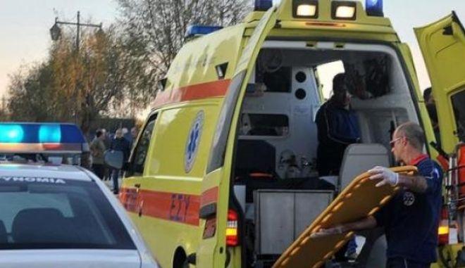 Διερχόμενοι οδηγοί έσωσαν επιβάτες μέσα από φλεγόμενο όχημα