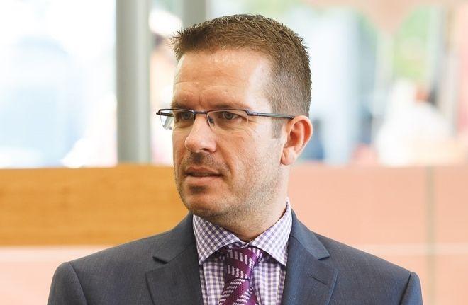 O Αντιπρόεδρος και Διευθύνων Σύμβουλος της Κωτσόβολος Γιάννης Βασιλάκος