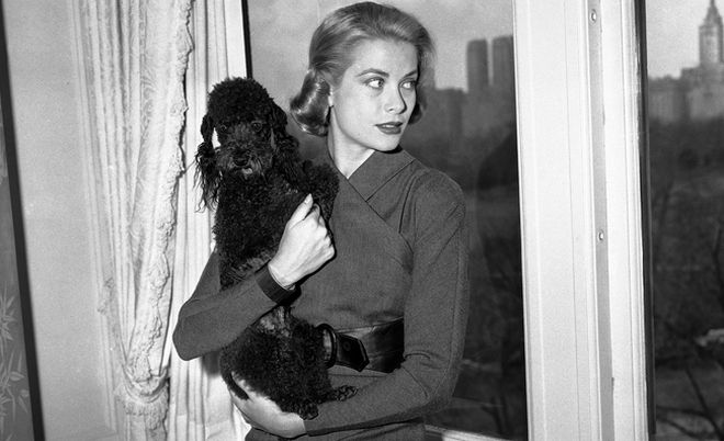 Η Γκρέις Κέλι το 1956