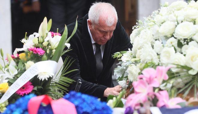Η κηδεία του Ντούσαν Ίβκοβιτς